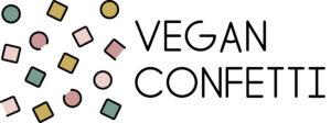 Logo Vegan Confetti